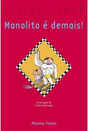 Manolito É Demais! - Lindo,Elvira pdf epub
