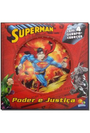 Superman - Com Quatro Quebra-Cabeças - Bros,Warner pdf epub