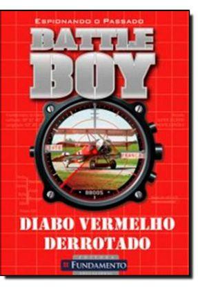 Battle Boy - Diabo Vermelho Derrotado - Carter,Charlie   Nisrs.org