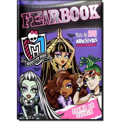 Monster High - Fearbook