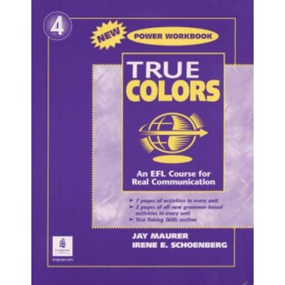 True Colors 4 - New Power Workbook