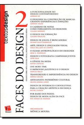 Faces do Design 2 -  Textos Design - Vários Autores | Tagrny.org