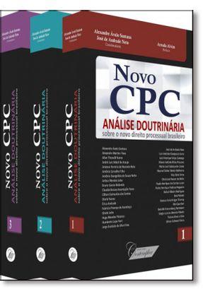 Análise Doutrinária Sobre o Novo Direito Processual Brasileiro - 3 Vol. - Col. Novo CPC - Santana ,Alexandre Ávalo Neto,José De Andrade pdf epub
