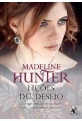 Lições do Desejo - Série Hothwells - Livro 2 - Hunter,Madeline | Hoshan.org