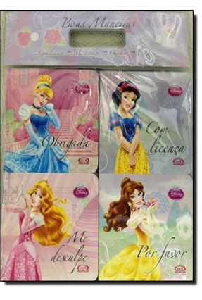 Boas Maneiras - Princesas - Kit - Disney | Tagrny.org
