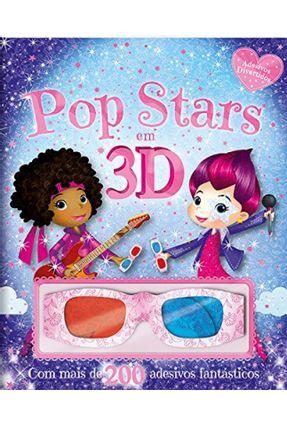Pop Stars Em 3D - Acompanha Óculos - Todolivro pdf epub
