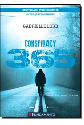 Conspiracy 365 - Livro 05 Maio - Entre Quatro Paredes - 2ª Ed. 2015 - Lord,Gabrielle pdf epub