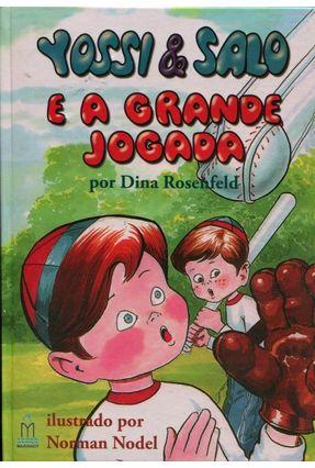 Yossi & Salo e A Grande Jogada - Rosenfeld,Dina | Nisrs.org
