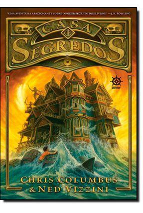 Casa de Segredos - Vol. 1 - Columbus,Chris Vizzini,Ned pdf epub