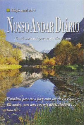 Nosso Andar Diário - Um Devocional para Cada Dia do Ano - Publicações Rbc pdf epub