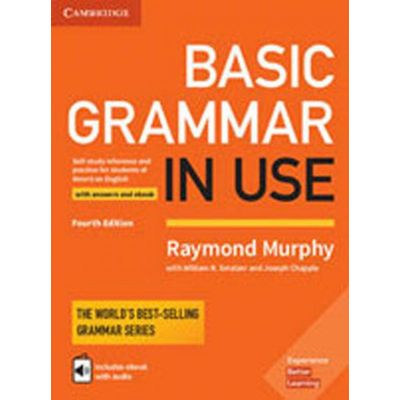 Basic Grammar In Use Sb With Answers And Interactive Ebook - Self-Study Reference And Practice For Students Of American