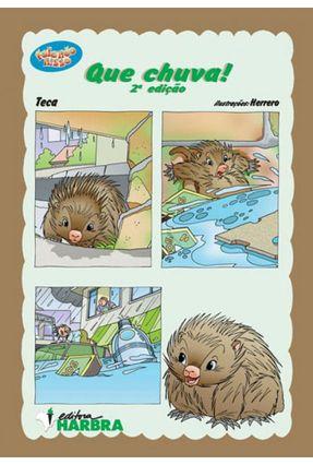 Que Chuva! - 2ª Edição - Editora Harbra pdf epub