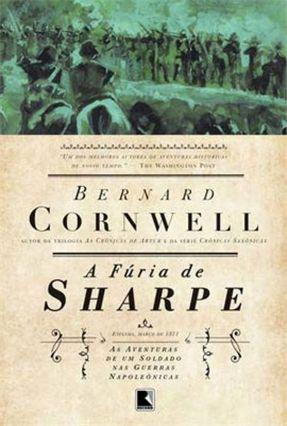 A Fúria de Sharpe - Cornwell,Bernard pdf epub