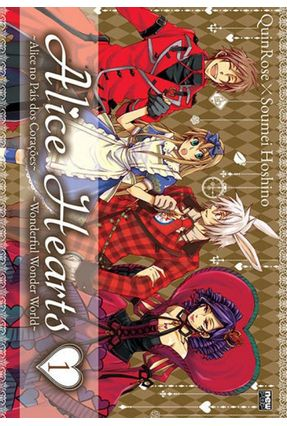 Alice Hearts - Vol. 1 - Rose ,Quin   Nisrs.org