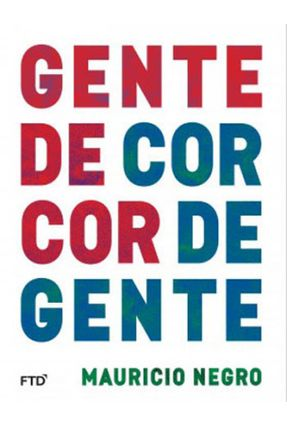 Gente De Cor, Cor De Gente -  pdf epub