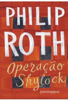 Operação Shylock - Uma Confissão - Roth,Philip pdf epub