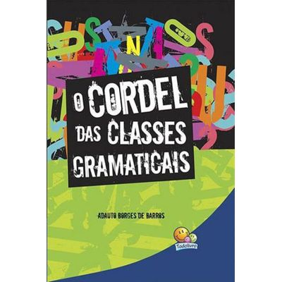 O Cordel Das Classes Gramáticais