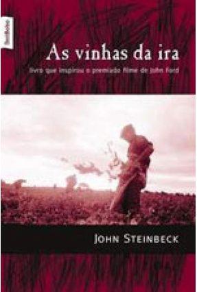 As Vinhas da Ira - Ed. De Bolso - Steinbeck,John Steinbeck,John | Hoshan.org
