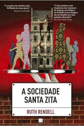 A Sociedade Santa Zita - Rendell,Ruth pdf epub