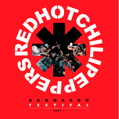 Red Hot Chili Peppers - Bonnaroo Festival - Vol. 01 - LP