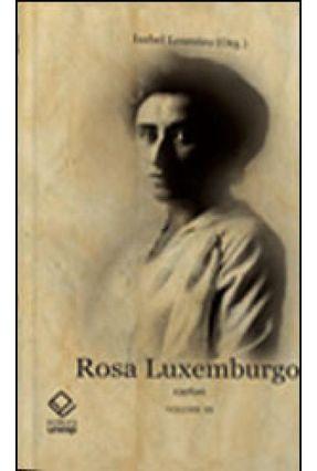 Rosa Luxemburgo - Cartas - Vol. 3 - Luxemburgo,Isabel   Tagrny.org