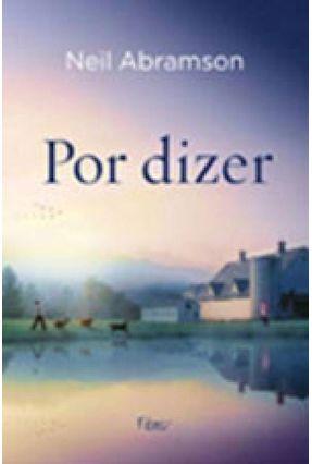 Por Dizer - Abramson,Neil | Hoshan.org