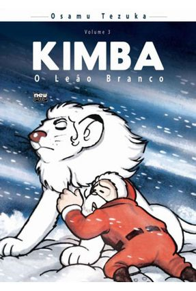 Kimba - o Leão Branco - Vol. 3 - Tezuka,Osamu Tezuka,Osamu pdf epub