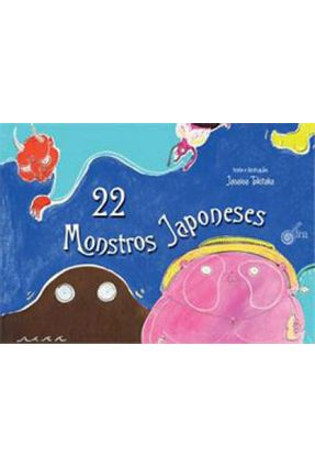 22 Monstros Japoneses - Tokitaka,Janaina   Nisrs.org