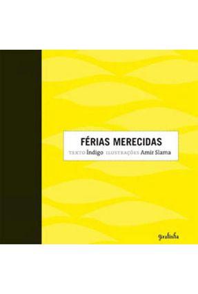 Glauber e Hilda em : Férias Merecidas - Col. Costurando Histórias - Índigo | Tagrny.org