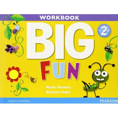 Big Fun - Level 2 - Workbook With CD-ROM