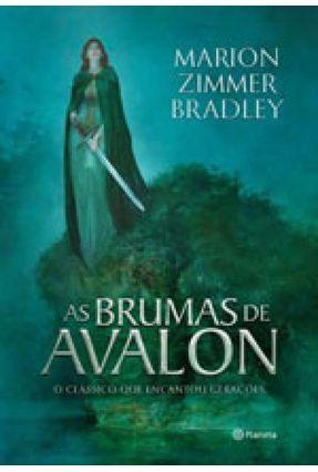 As Brumas De Avalon - o Clássico Que Encantou Gerações - Edição Especial - Capa Dura - Bradley,Marion Zimmer | Hoshan.org