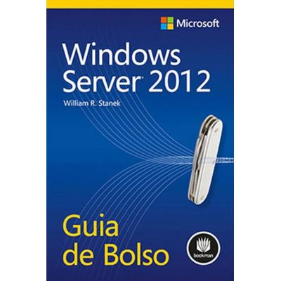 Windows Server 2012 - Guia de Bolso