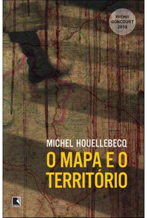 O Mapa e o Território - Nova Ortografia - Houellebecq,Michel pdf epub