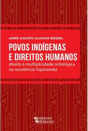 Povos Indígenas E Direitos Humanos - Direito À Multiplicidade Ontológica Na Resistência Tupinambá - André Augusto Salvador Bezerra pdf epub