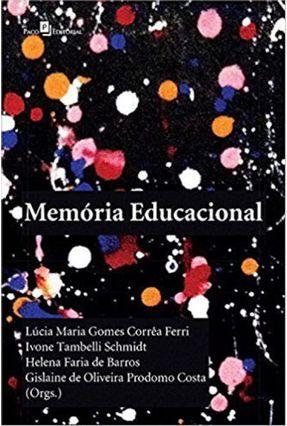 Memória Educacional - Lúcia Maria Gomes Corrêa Ferri   Hoshan.org