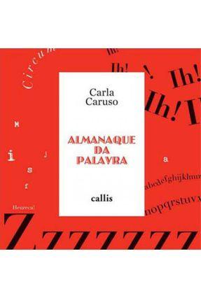 Almanaque da Palavra - Caruso,Carla pdf epub