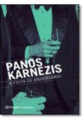 A Festa de Aniversário - Karnezis,Panos pdf epub