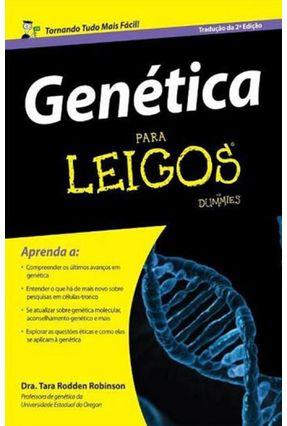 Genética Para Leigos - Robinson,Tara Rodden | Nisrs.org