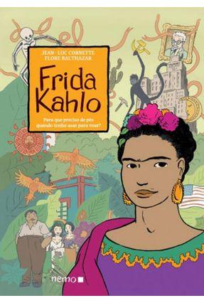 Frida Kahlo - Cornette ,Jean-Luc   Hoshan.org