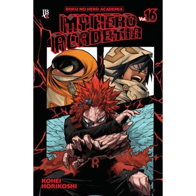My Hero Academia - Boku No Hero - Vol. 16