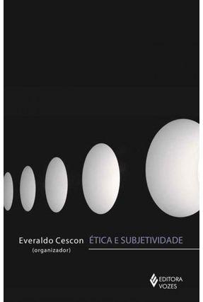Ética e Subjetividade - Cescon,Everaldo pdf epub