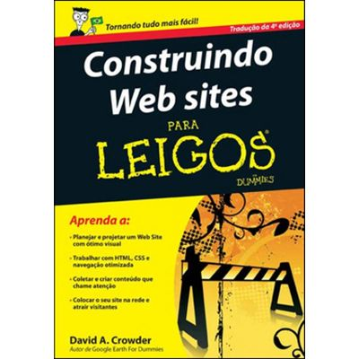 Construindo Web Sites Para Leigos