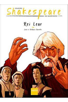 Rei Lear - Col. Shakespeare Em Quadrinhos - Cariello,Octavio Jozz | Hoshan.org