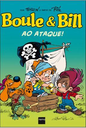 Boule & Bill - ao Ataque - Verron,Laurent   Hoshan.org