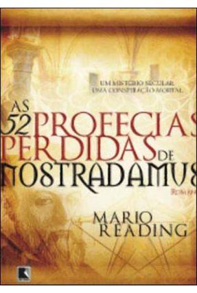 As 52 Profecias Perdidas de Nostradamus - Reading,Mario   Hoshan.org