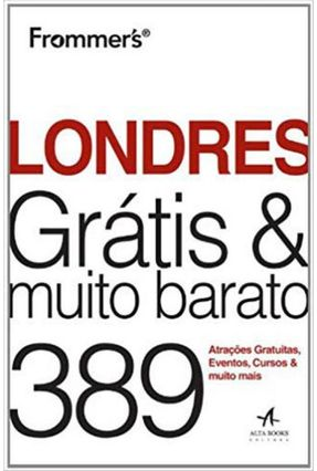 Frommer's - Londres - Grátis & Muito Barato - Fullman,Joe | Hoshan.org