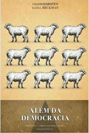 Além da Democracia - Capa Brochura - Karsten,Frank Beckman,Karel pdf epub
