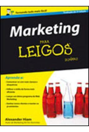 Marketing para Leigos - Hiam,Alexander   Hoshan.org