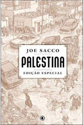 Palestina Edição Especial - Sacco,Joe Sacco,Joe | Hoshan.org