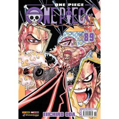 One Piece - Vol. 89